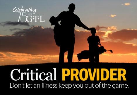 Critical Provider
