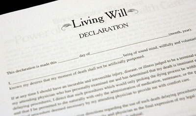 Get a Free Living Will Kit In Your State